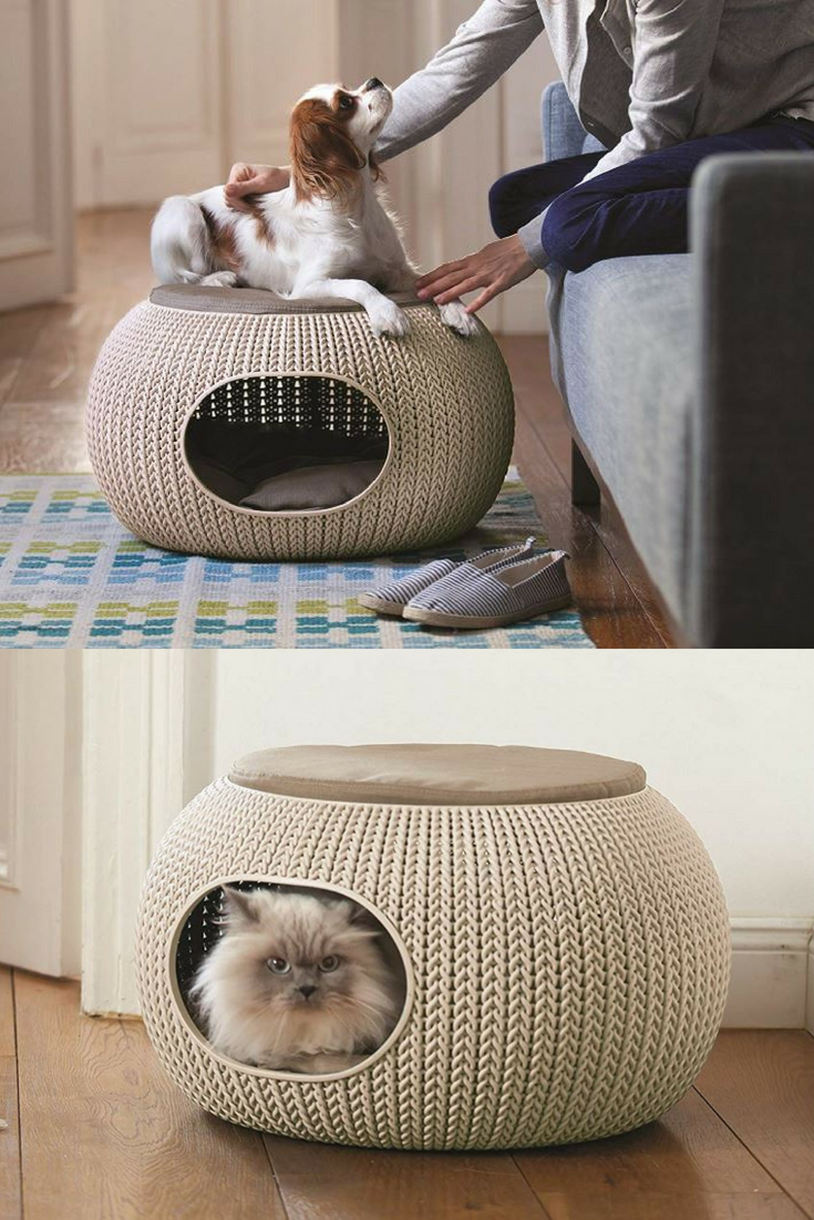 Cozy Luxury Pet Bed