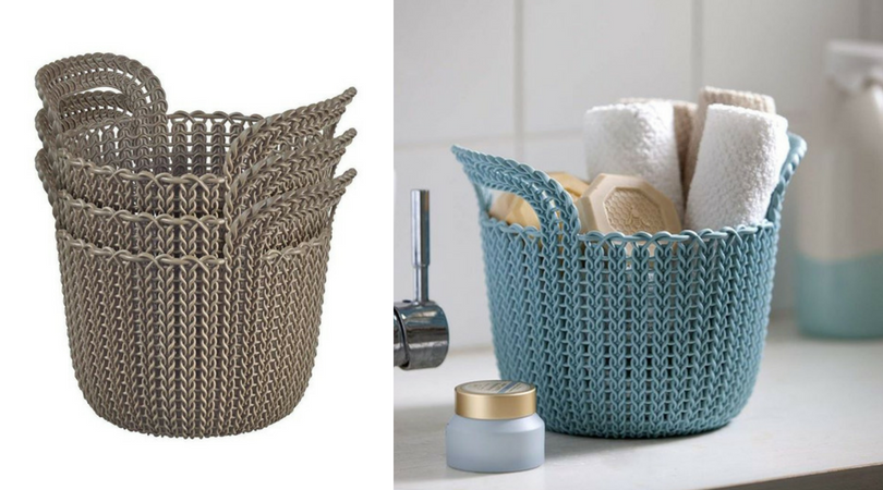 Nesting Storage Baskets