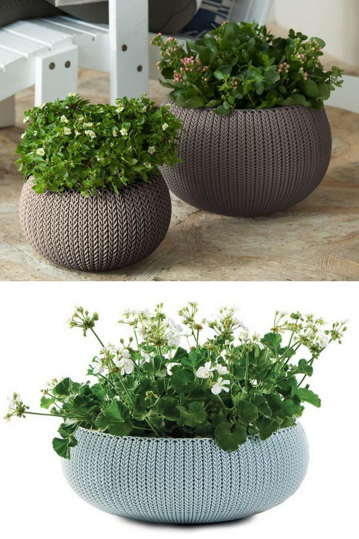 Cozy Planters