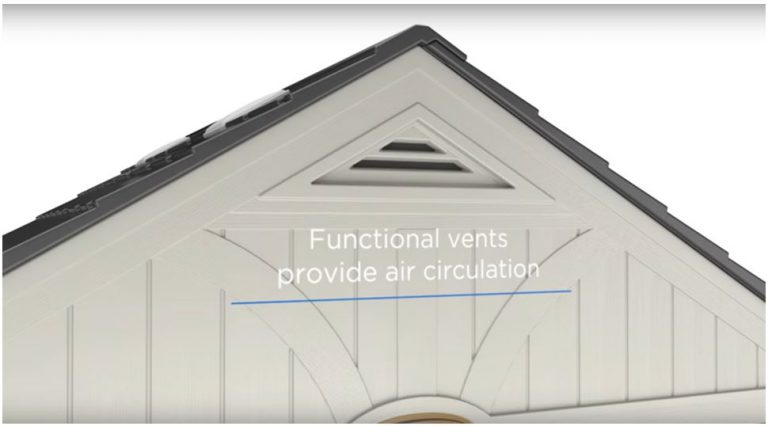 Functional Fresh Air-Ventilation Grids