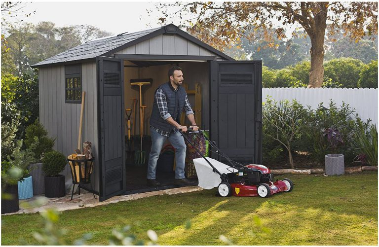 Oakland 9ft Heavy-Duty Storage Shed
