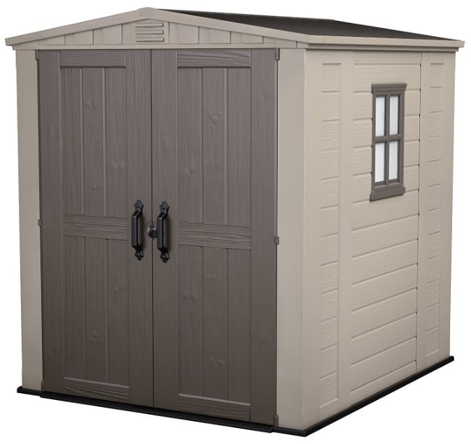 Keter Factor 6 x 6 ft Shed