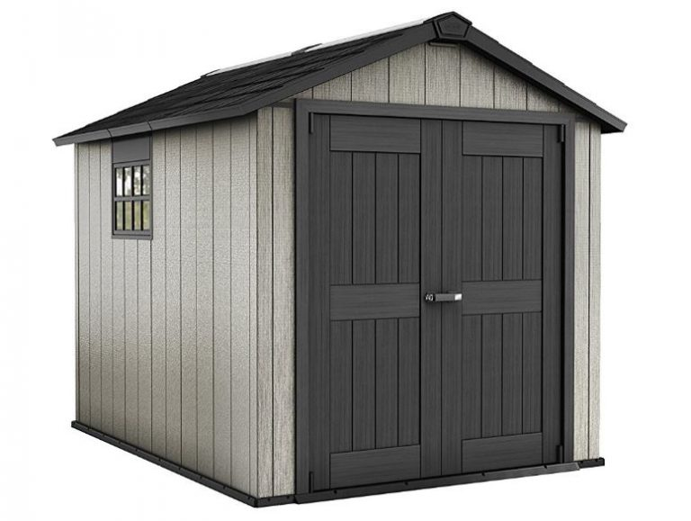 Resin Outdoor Storage Sheds - Oakland 7.5 x 9 ft Shed
