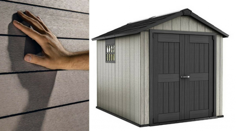 Imperishable Duotech Resin Outdoor Storage Sheds