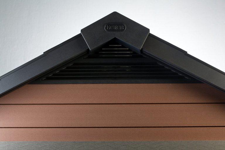 2 Ventilation grids throughput fresh air