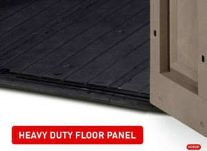 Heavy Duty Floor Panel